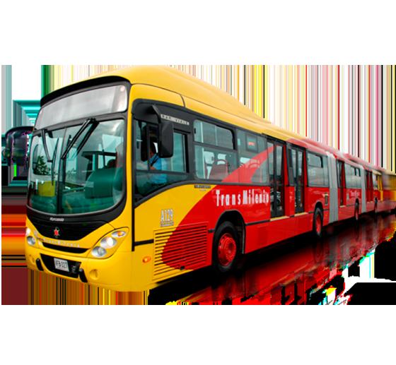 Publicidad en buses de Transmilenio que le dan más visibilidad a tu marca