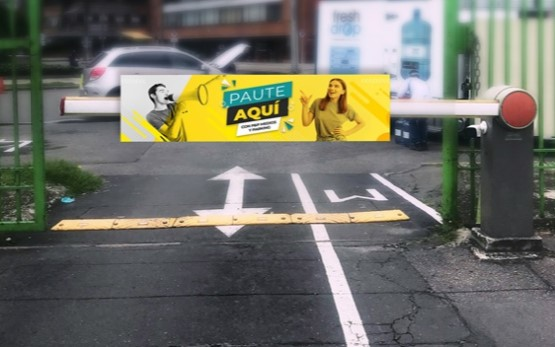 Nuevo servicio Parking