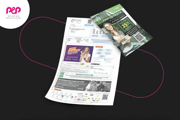 El poder de los insertos publicitarios