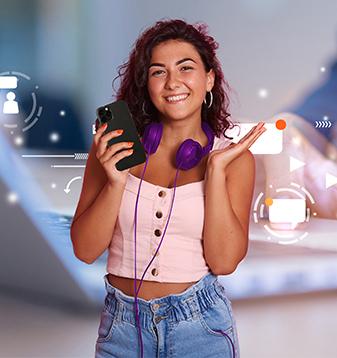 Realiza publicidad mobile con P&P y llega a tu audiencia.