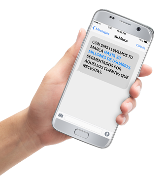 Sms marketing mobile con P&P Mms marketingedios