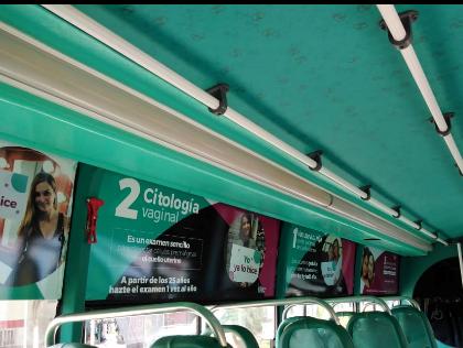 Pauta en Sitp y más buses urbanos a nivel nacional con PyP Medios