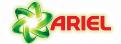 Logo de marca Ariel