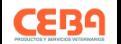 Logo de empresa CEBA