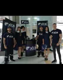 Activación de marca para Tour XCB realizada por PyP Medios
