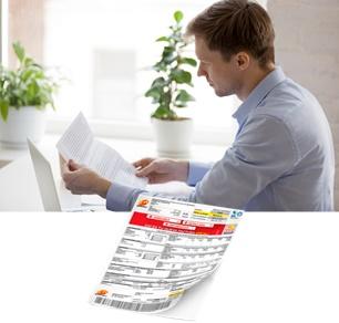 Red de facturas de servicios públicos para dar mayor visibilidad de marca