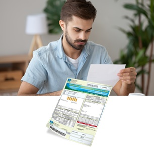 Con los insertos en facturas de EMSA tienes la posibilidad de segmentar tu publicidad