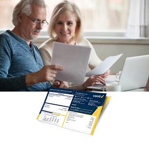 Los insertos en facturas de gas natural llegan a los hogares de tus clientes